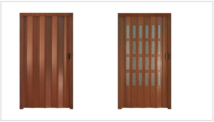 Framig tende porte a soffietto for Tende per porte